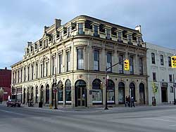 Peterborough Ontario History